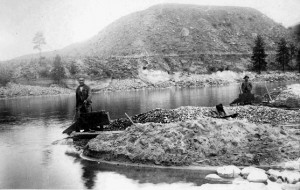 Chinese Miners at Slate Creek