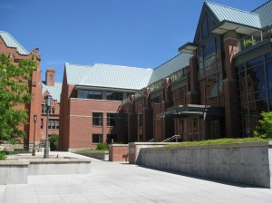 University of Idaho J.A. Albertson Building