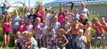 UI Kootenai County Extension 4-H Program Participants