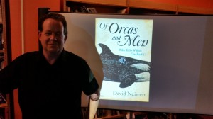 """Of Orcas and Men"" author David Neiwert"